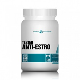 Anti-Estro 120 cápsulas Tested Nutrition